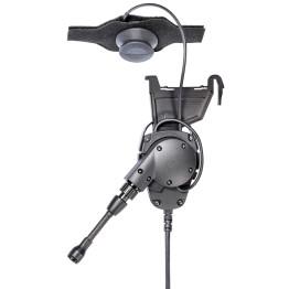 Savox HC-200 Spkr Mod+Skull-/short mic