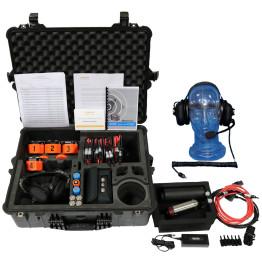 Delsar LD3 4 Sensor Seismic/Acoustic Listening System