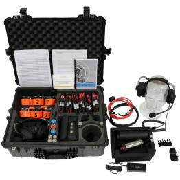 Delsar LD3 6 Sensor Seismic/Acoustic Listening System
