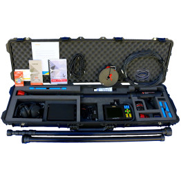 SC 3000 Kit 2 Color and IR Cameras, audio, Long tube set + Extension tube