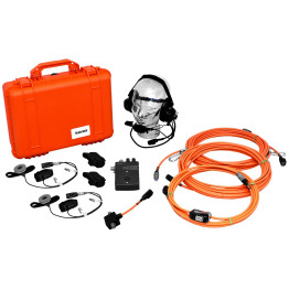 Bomb Disposal Communication Kit