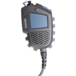 SAVOX C-C550/PD79aEx Remote Speaker Mic