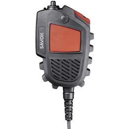 SAVOX C-C550/M4 Remote Speaker Mic