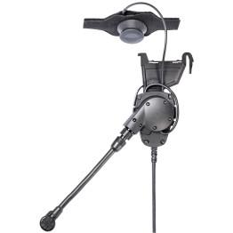 Savox HC-200 Spkr Mod+ Skull-/boom mic