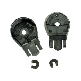 Helmet adapter for MSA V-Gard