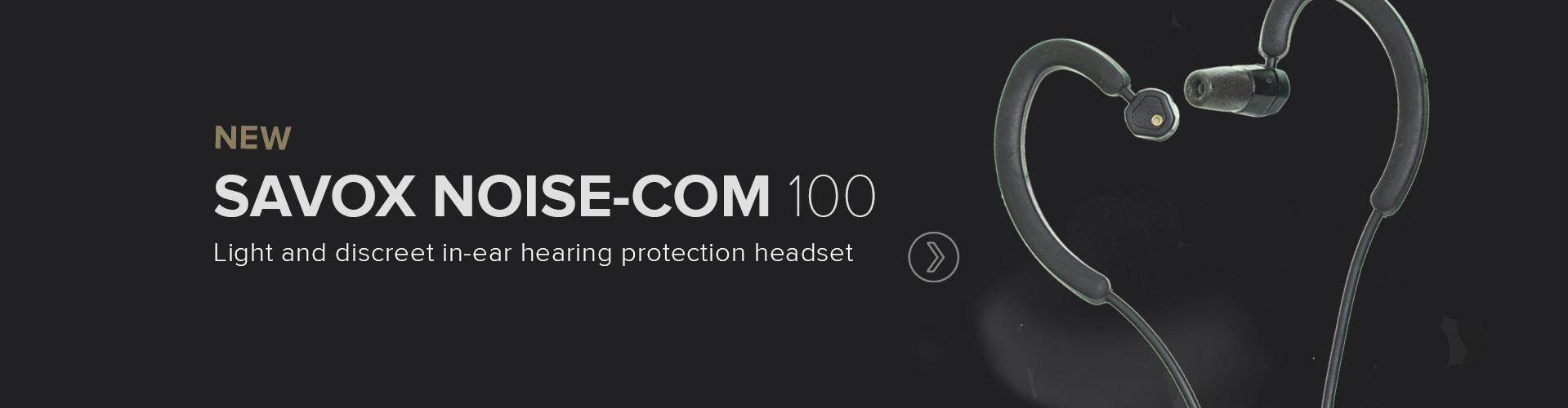 Noise-COM 100