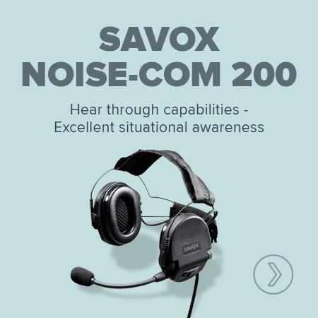 Noise-com 200 banner mobile