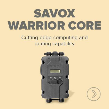 Warrior core banner mobile